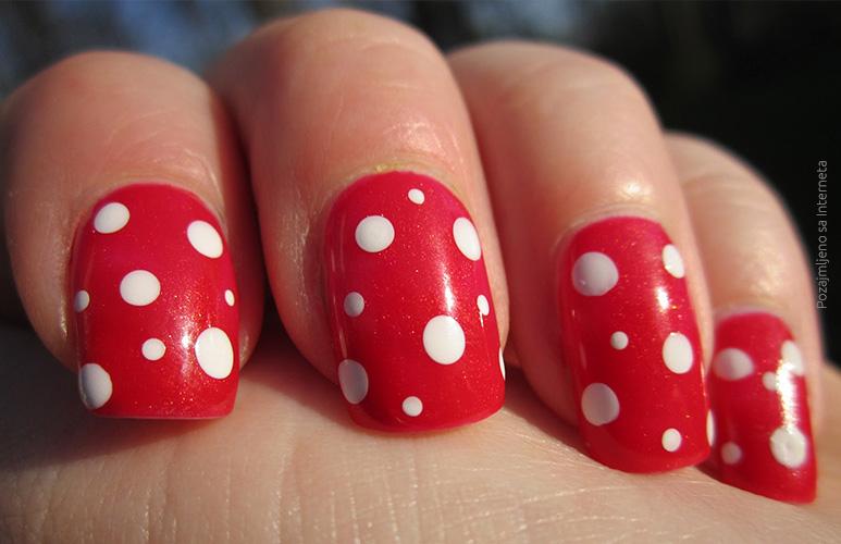 Ideja za dekorisanje noktiju