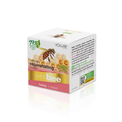 Krema za lice VOLLARE Wild Bee Rejuvinating