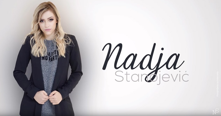 Nadja Stanojevic sminkanje ingrid kozmetikom (2)