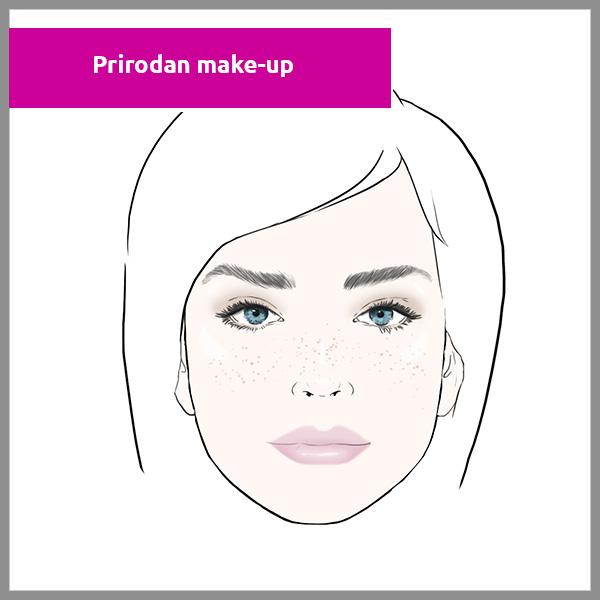 Prirodan-make-up