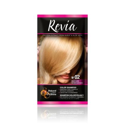 Revia kolor šampon 02 (Bright blond)