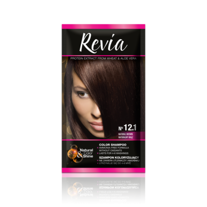 Revia kolor šampon 12.1 (Natural brown)