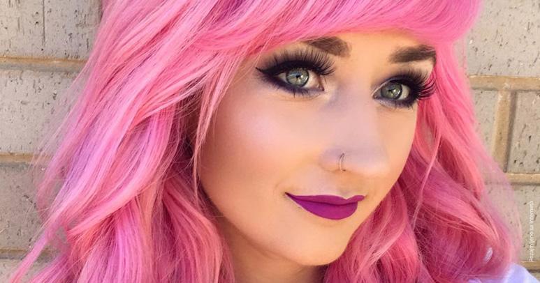 Da li si dovoljno hrabra za ludu boju kose?