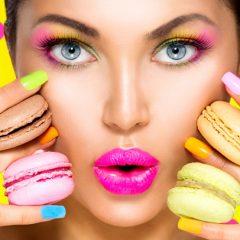 Prolećni make-up 2018