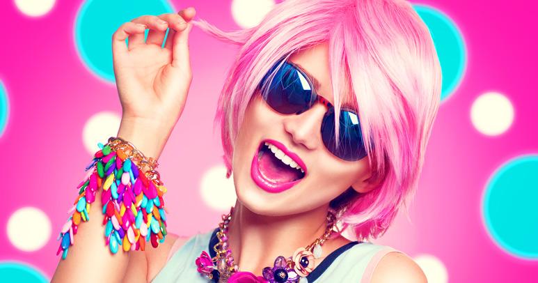 Trendy-polutrajne farbe za kosu