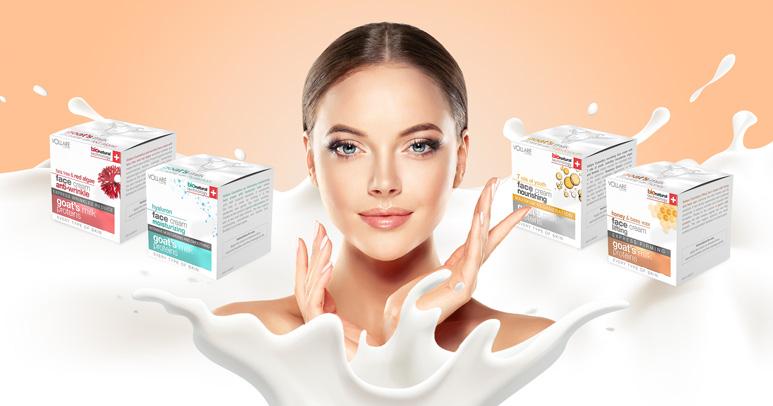 Kozije mleko za kožu? Evo 4 razloga da neki ova 4 proizvoda uvedeš u svoju dnevnu rutinu