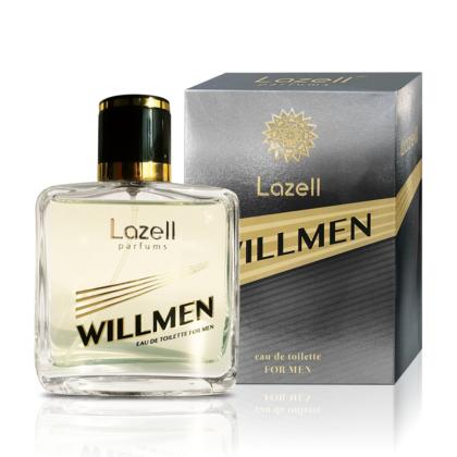 Toaletna voda za muškarce LAZELL Willmen