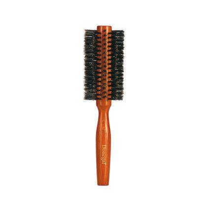Četka za uvijanje kose drvena DONEGAL 9878