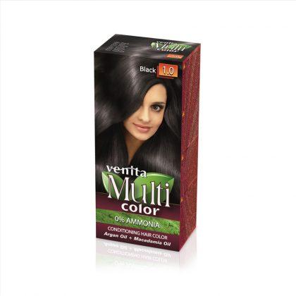 Farba za kosu VENITA Multi Color (1.0 Black)