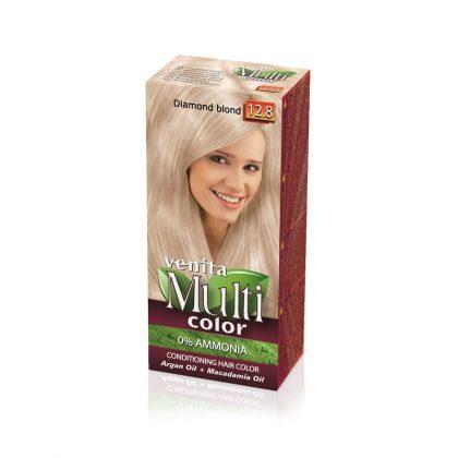 Farba za kosu VENITA Multi Color (12.8 Diamond Blond)