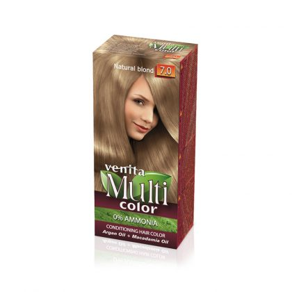 Farba za kosu VENITA Multi Color (7.0 Natural Blond)