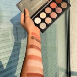 Ingrid Nude paleta senki za oči