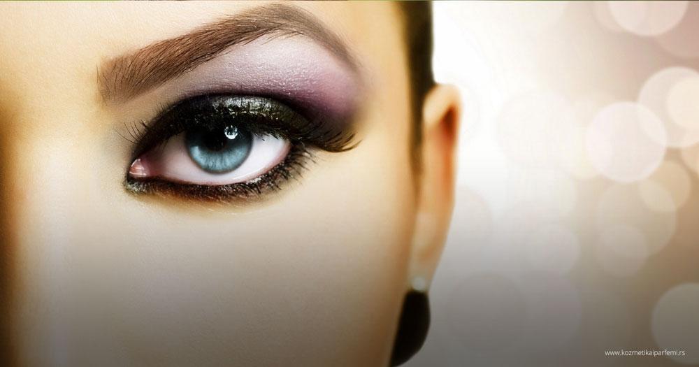 Kako da uskladiš boju senke za oči sa bojom tvojih očiju?