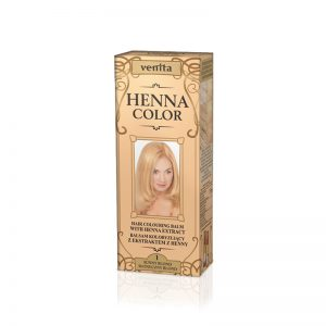 Kana krema za kosu VENITA Henna Color (001 Sunny Blond)