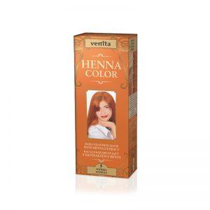 Kana krema za kosu VENITA Henna Color (005 Paprika)