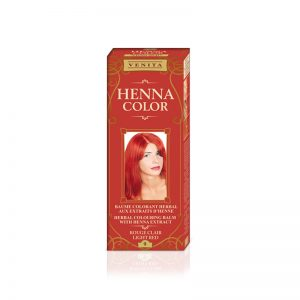 Kana krema za kosu VENITA Henna Color (009 Light Red)