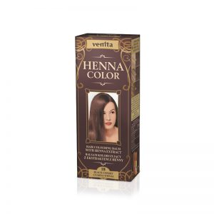 Kana krema za kosu VENITA Henna Color (018 Black Cherry)