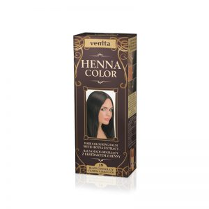 Kana krema za kosu VENITA Henna Color (019 Black Chocolate)