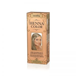 Kana krema za kosu VENITA Henna Color (111 Natural Blond)