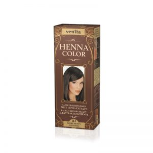 Kana krema za kosu VENITA Henna Color (113 Light Brown)