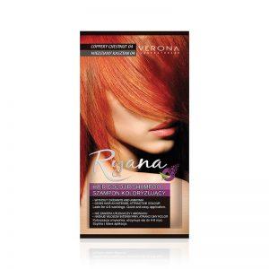 Kolor šampon RYANA (04 Coppery Chestnut)