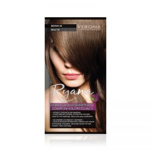 Kolor šampon RYANA (06 Brown)