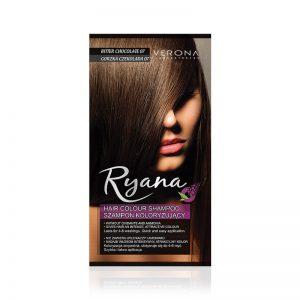 Kolor šampon RYANA (07 Bitter Chocolate)