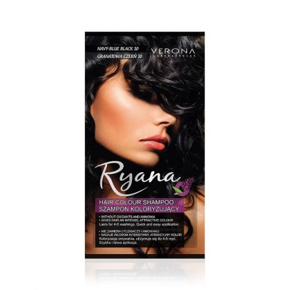 Kolor šampon RYANA (10 Navy-Blue Black)