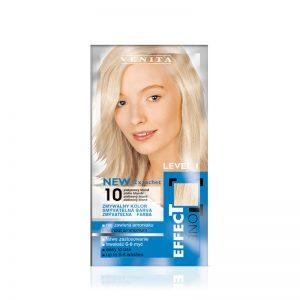 Kolor šampon VENITA Effect Tone (10 Platin Blonde)