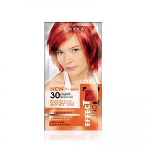 Kolor šampon VENITA Effect Tone (30 Pomegranate)