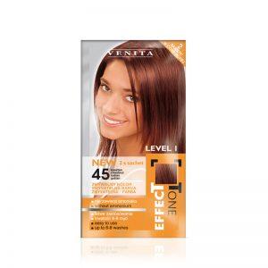 Kolor šampon VENITA Effect Tone (45 Chestnut)