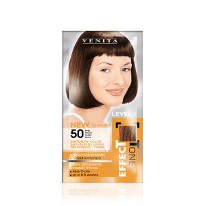 Kolor šampon VENITA Effect Tone (50 Brown)