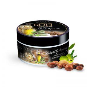 Krema za lice i telo SPA (Olive & Argan Oil)