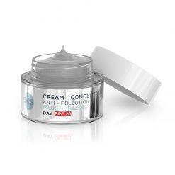 Krema za lice VOLLARE Detox Moisturizing