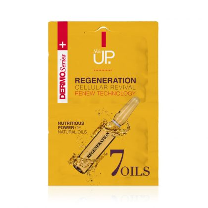 Maska za lice SKIN UP DERMOSeries+ Regeneration