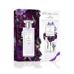 Poklon set ALLVERNUM Iris & Patchouli