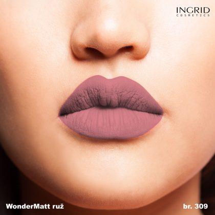 Prikaz mat ruža INGRID Wonder Matt (309)