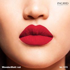 Prikaz mat ruža INGRID Wonder Matt (315)