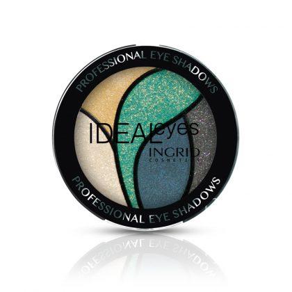 Senka za oči INGRID Ideal Eyes (09)