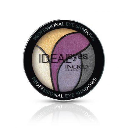 Senka za oči INGRID Ideal Eyes (10)