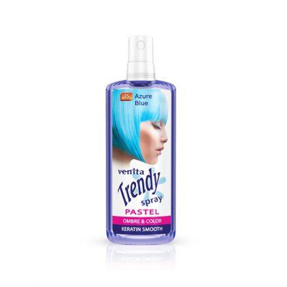 Sprej za kosu u boji VENITA Trendy (35 Azure Blue - Pastel)