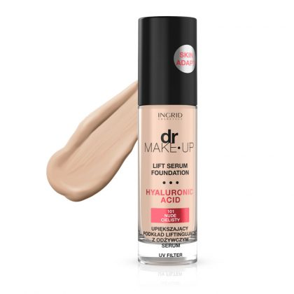 Tečni puder INGRID Dr Make-Up (101 Nude)