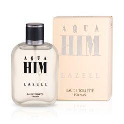 Toaletna voda za muškarce LAZELL Aqua Him