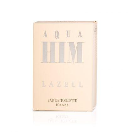 Toaletna voda za muškarce LAZELL Aqua Him (kutija)