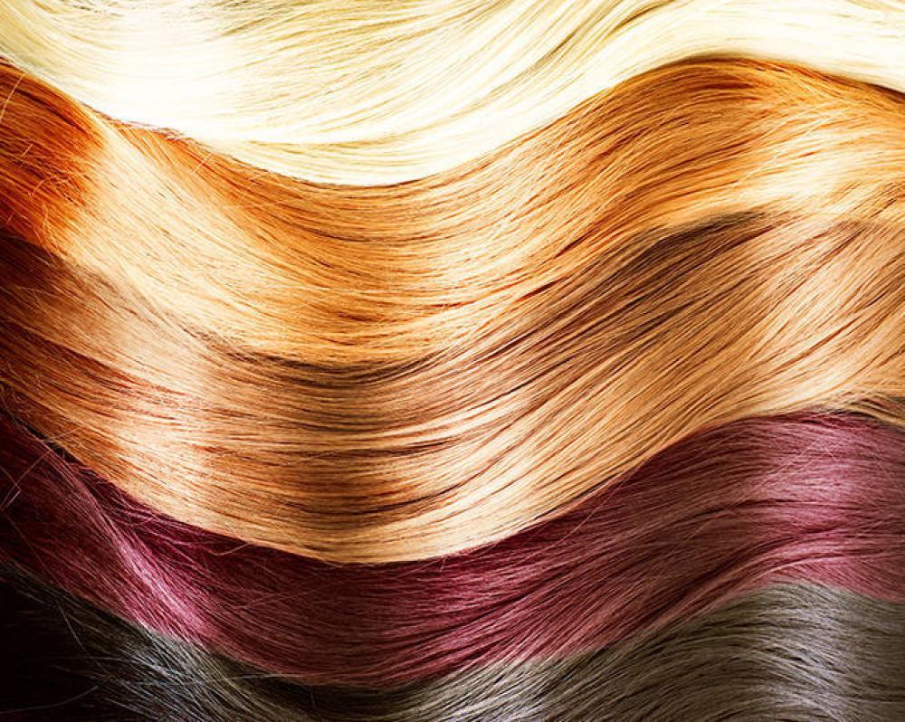Ton i boja kose