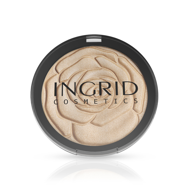 Transparentni puder INGRID HD Beauty Innovation