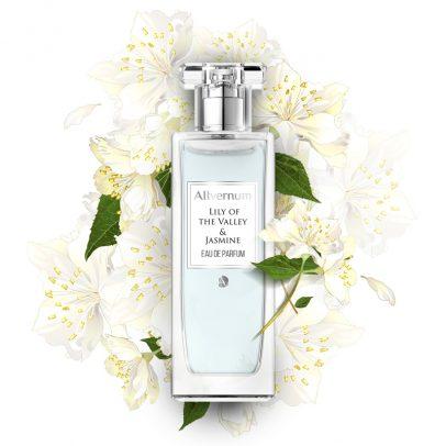 Ženski parfem ALLVERNUM Lily of the Valley & Jasmine (umetnički prikaz)